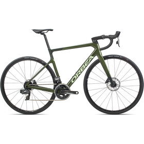 Orbea Orca M21eTeam military green/metallic dark green